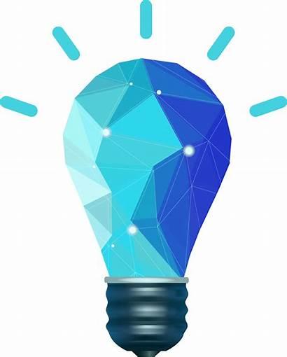 Bulb Transparent Lightbulb Clipart Hypothesis Bulbs Idea