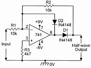 op amp cookbook part 4 nuts volts magazine With full wave frequency doublers using diode and transformer circuit diagram