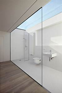 modele salle de bain contemporaine maison design bahbecom With modele salle de bain contemporaine