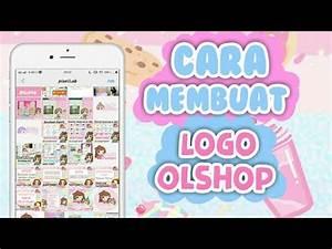 Uk Online Shop : cara bikin logo olshop premium pake hp diy tutorial buat logo cantik untuk online shop youtube ~ Orissabook.com Haus und Dekorationen