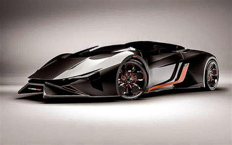 Future Lamborghini Car Picture Wallpaper