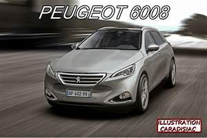 Futur Moteur Essence Peugeot : peugeot 608 futur haut de gamme du lion ~ Medecine-chirurgie-esthetiques.com Avis de Voitures