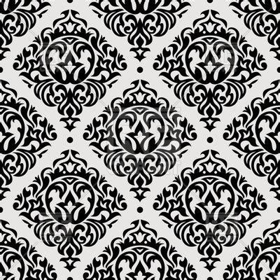 vintage seamless pattern vector image  backgrounds
