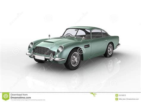 Old Luxury Car Stock Illustration Illustration Of Shiny