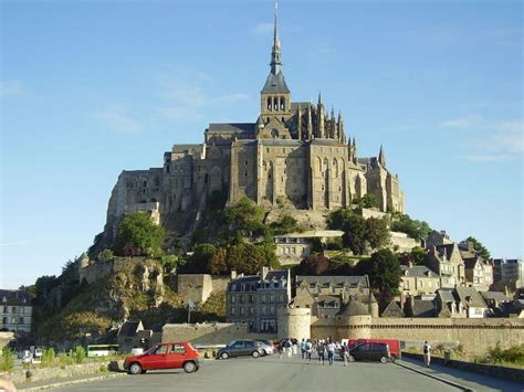 mont michel and its bays