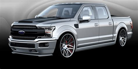 2017 Cars And Trucks by Ford Reveals Special F Series Trucks And Suvs For Sema