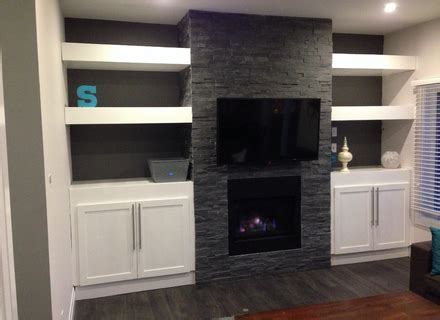 Built In Cupboards Next To Fireplace by Built In Bookcases Around Fireplace Quotes Built In