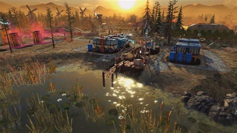 Surviving The Aftermath Tainted Earth Update Pollutes The