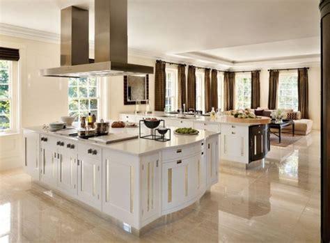 delightful kitchen designs  marble flooring