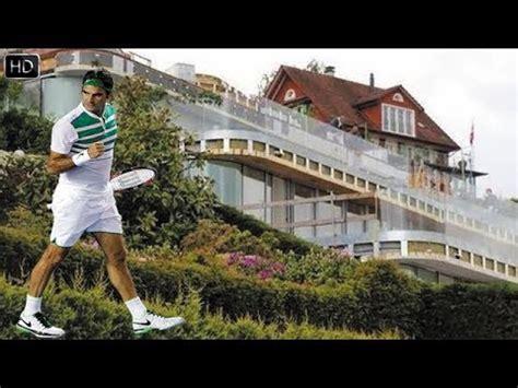 roger federer mirka federer house     tennis players house