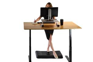 uncaged ergonomics asm b active standing mat black