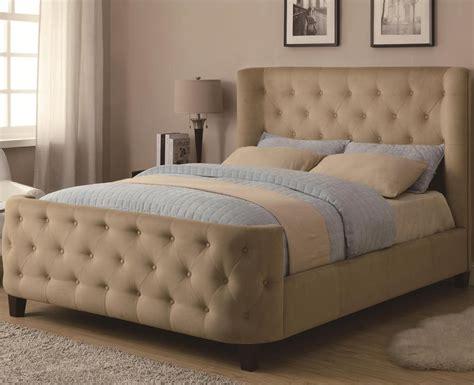 furniture tufted bed megan tufted bed