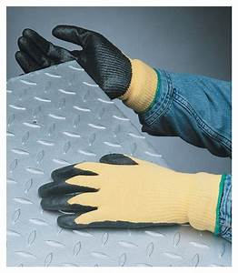 PIP Gloves with Nitrile Premium Grip with Kevlar:Gloves