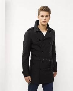 Trench Coat Homme Long : trench coat homme court ou long ~ Nature-et-papiers.com Idées de Décoration