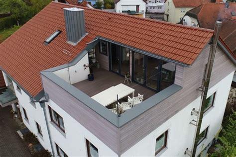 Mit Dachterrasse by Dachterrasse Mit Weitblick Eyrich Halbig Holzbau Gmbh