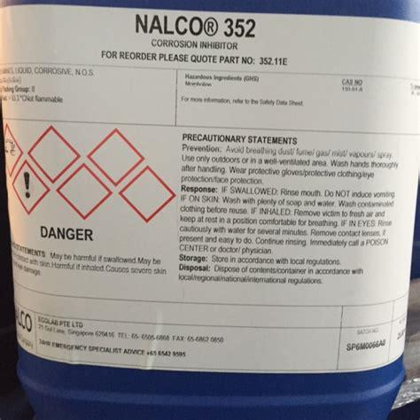 corrosion inhibitor  condense water  boiler nalco