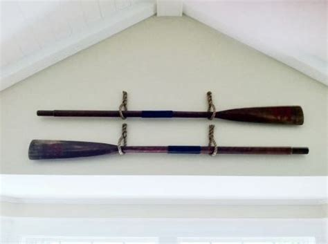 Large Boat Oars For Sale by Susan Snyder Boat Oars Wall Decor Build