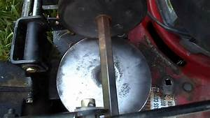 Snapper Lawn Mower Model P216012 Self Propelled Drive Belt
