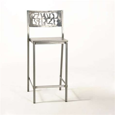 tabouret de bar metallique tabouret de bar metallique maison design homedian