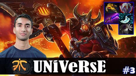 universe axe offlane dota 2 pro mmr gameplay 3 youtube