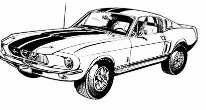 Mustang Clipart Yellow Clipartmag