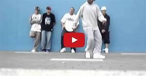 Tastefully Offensive  Crip Walk Dancing To Irish Jig Music