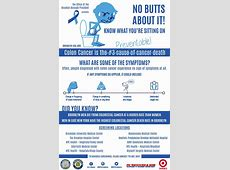 Free Screenings for Colon Cancer Awareness Month Office