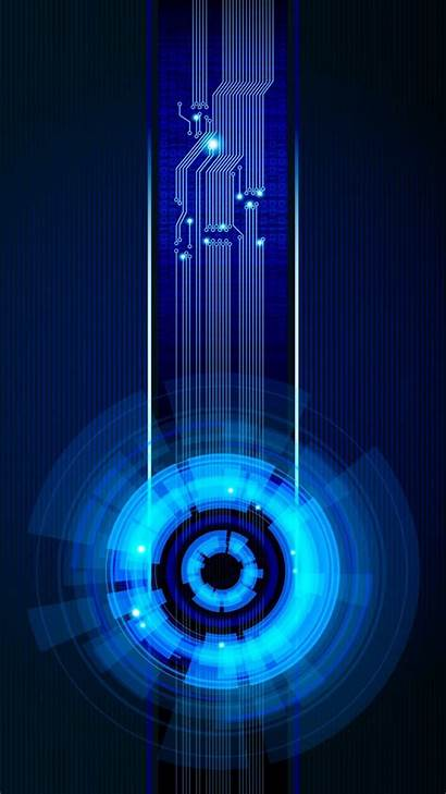 Wallpapers Technology Phone Circuit Fondos 4k Android