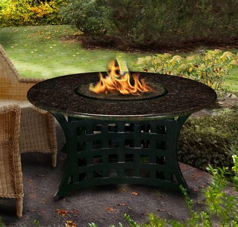 outdoor gas pit canada modern patio outdoor