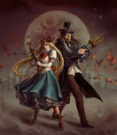 Steampunk Sailormoon by anotherwanderer on DeviantArt