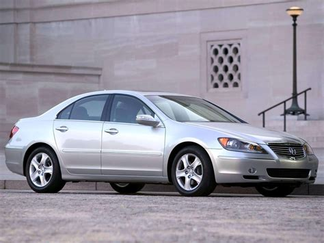 Acura Insurance by 2005 Acura Rl Car Insurance Information