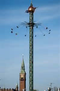 Tivoli Gardens Swing Ride Star