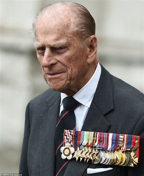 Prince Philip dies: The distinguished military career the ...