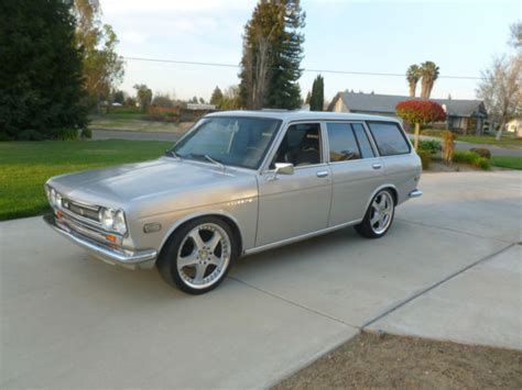 Datsun 510 Performance by 1971 Datsun 510 Quot Bluebird Quot Wagon With High Performance 16