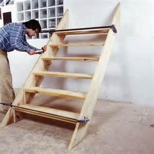 Escalier En Bois Qui Grince Comment Faire by Comment Fabriquer Un Escalier D Ext 233 Rieur En Bois
