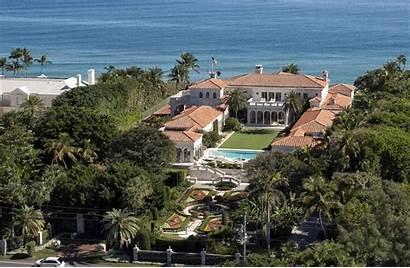 Palm Beach Homes Row Million Billionaires Fl