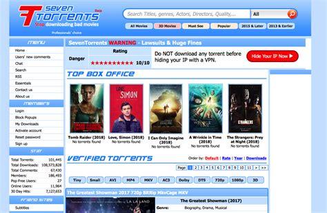 Top 32 Seventorrents Proxy Sites To Unblock Seven Torrents