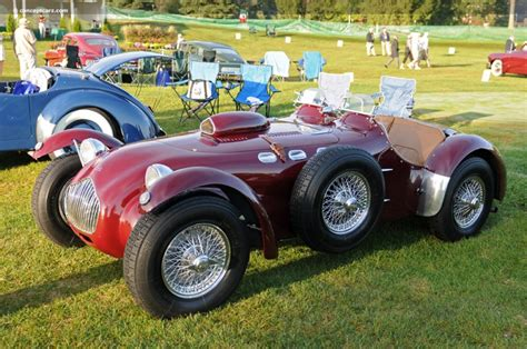 1950 Allard J2 History, Pictures, Sales Value, Research