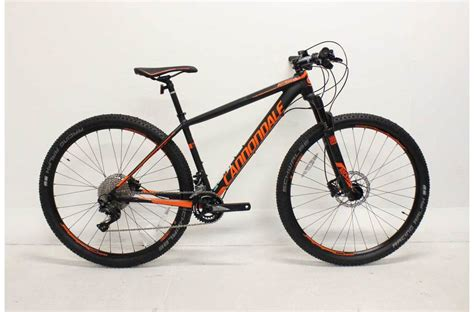 cannondale f si alloy 3 2017 mountain large frame in cannondale f si alloy 2 2017 mountain bike ex demo ex