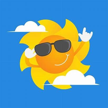 Clipart Sun Vector Illustration Graphics Vectors Edit