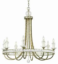 candice olson lighting Candice Olson Aristocrat Traditional Chandelier X-H8-2547 - Traditional - Chandeliers - by ...