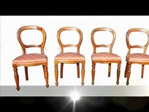 Campionario di sedie artigianali classiche in stile antico