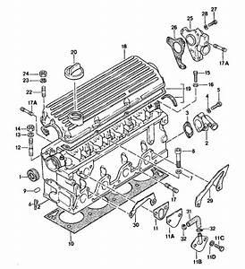 Porsche 924 Cylinder Head 047103353c
