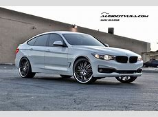 2014 BMW 3 Series GT Stands Tall on 22Inch Wheels
