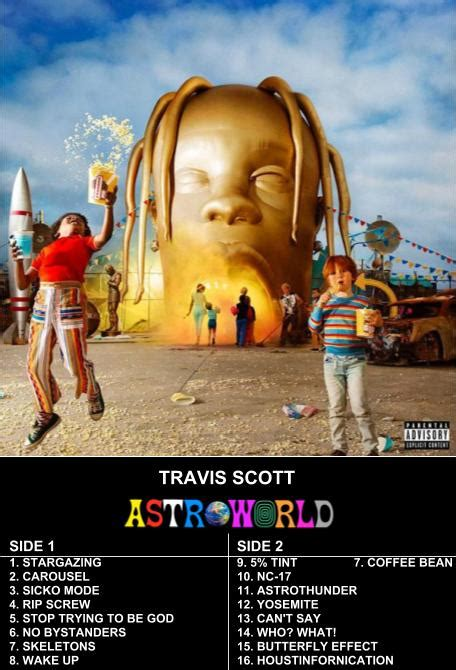 Travis scott cover story in orbit with rap s newest superstar rolling stone. Astroworld cassette cover : travisscott