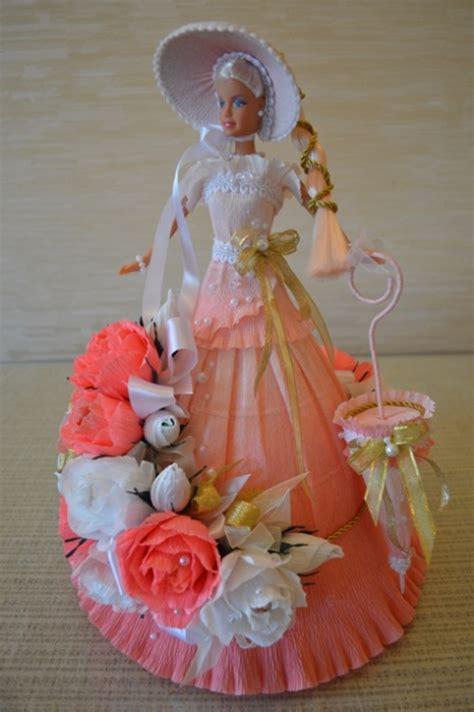 barbie chocolate bouquet      birthday