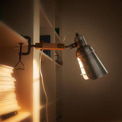clip on light by home address notonthehighstreet