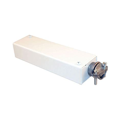 juno trac12 25 watt 12 volt ac white electronic