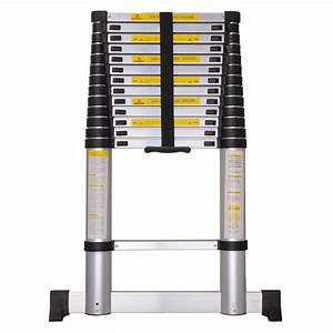 Echelle Telescopique 6 M : echelle t lescopique 4m10 silex barre stabilisatrice ~ Dailycaller-alerts.com Idées de Décoration