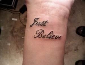 Word Wrist Tattoo Designs Small Tattoos Designs For Men On ...